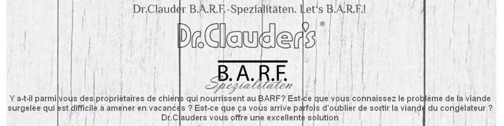 BARF Dr CLAUDER'S